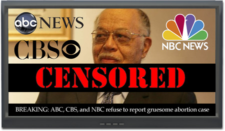 Stop Censoring the Abortionist Gosnell Mass Murder Trial | MRC
